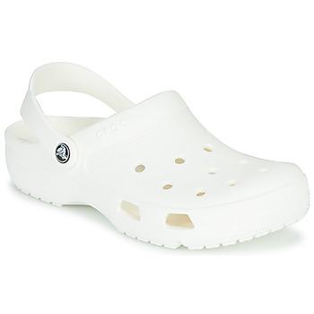 Čevlji  Cokli Crocs COAST CLOG WHI Bela