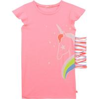 Oblačila Deklice Kratke obleke Billieblush / Billybandit U12625-462 Rožnata