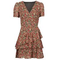 Oblačila Ženske Kratke obleke Moony Mood  Rdeča
