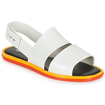 Čevlji  Ženske Sandali & Odprti čevlji Melissa CARBON Bela