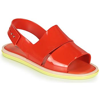 Čevlji  Ženske Sandali & Odprti čevlji Melissa CARBON Rdeča