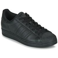 Čevlji  Nizke superge adidas Originals SUPERSTAR Črna