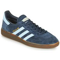 Čevlji  Moški Nizke superge adidas Originals HANDBALL SPEZIAL Modra / Bela