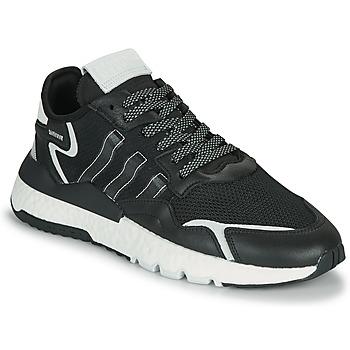 Čevlji  Moški Nizke superge adidas Originals NITE JOGGER Črna