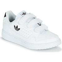Čevlji  Otroci Nizke superge adidas Originals NY 92  CF C Bela / Črna