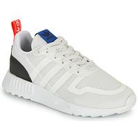 Čevlji  Otroci Nizke superge adidas Originals SMOOTH RUNNER C Bela / Črna