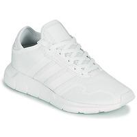 Čevlji  Otroci Nizke superge adidas Originals SWIFT RUN X J Bela
