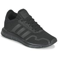 Čevlji  Otroci Nizke superge adidas Originals SWIFT RUN X J Črna