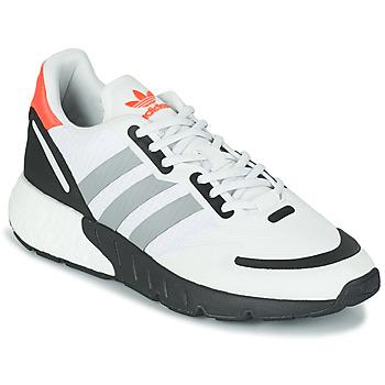 Čevlji  Nizke superge adidas Originals ZX 1K BOOST Bela / Siva