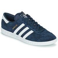 Čevlji  Moški Nizke superge adidas Originals HAMBURG Modra