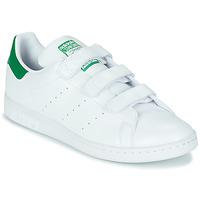 Čevlji  Nizke superge adidas Originals STAN SMITH CF SUSTAINABLE Bela / Zelena
