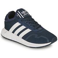Čevlji  Otroci Nizke superge adidas Originals SWIFT RUN X C Modra