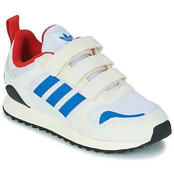 Čevlji  Otroci Nizke superge adidas Originals ZX 700 HD CF C Bež / Modra