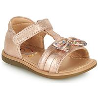 Čevlji  Deklice Sandali & Odprti čevlji Shoo Pom TITY NEW KNOT Rožnata