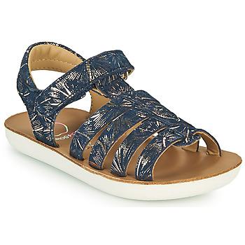 Čevlji  Deklice Sandali & Odprti čevlji Shoo Pom GOA SPART Modra