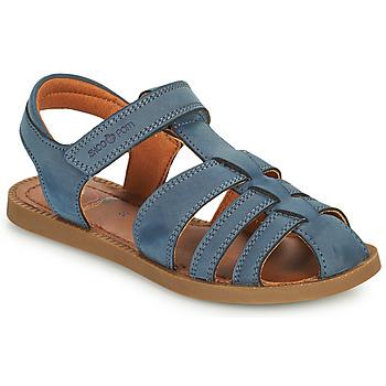 Čevlji  Dečki Sandali & Odprti čevlji Shoo Pom SOLAR TONTON Modra