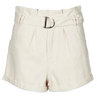 Oblačila Ženske Kratke hlače & Bermuda Betty London ODILE Bež