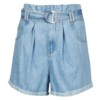 Oblačila Ženske Kratke hlače & Bermuda Betty London ODILON Modra
