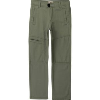 Oblačila Dečki Hlače cargo Timberland CARGOTA Kaki