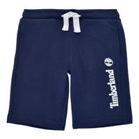 Oblačila Dečki Kratke hlače & Bermuda Timberland SHOTA Modra