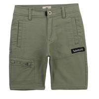 Oblačila Dečki Kratke hlače & Bermuda Timberland KLOPA Kaki