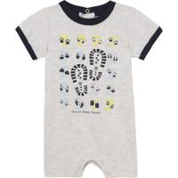 Oblačila Dečki Kombinezoni Timberland SUPLLI Siva