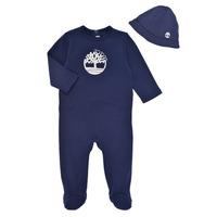 Oblačila Dečki Pižame & Spalne srajce Timberland HIPPI Modra