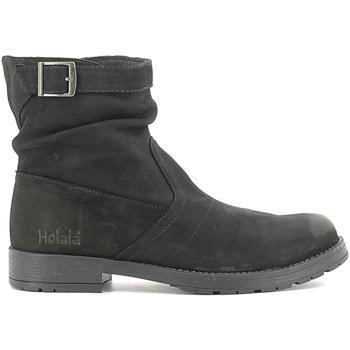 Čevlji  Otroci Polškornji Holalà HL120002L Črna