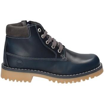 Čevlji  Dečki Polškornji Melania ME2628D8I.C Modra