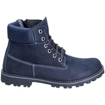 Čevlji  Dečki Polškornji Melania ME6629F8I.B Modra