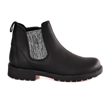 Čevlji  Otroci Polškornji Grunland PO1384 Črna