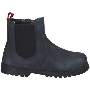 Čevlji  Dečki Polškornji Grunland PP0375 Modra