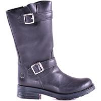 Čevlji  Deklice Mestni škornji    Melania ME6027F8I.A Črna