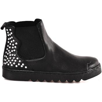 Čevlji  Otroci Polškornji Holalà HL0001L0002J Črna