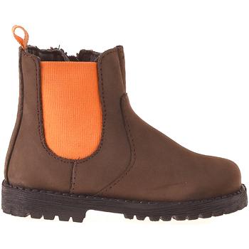 Čevlji  Otroci Polškornji Grunland PP0375 Rjav