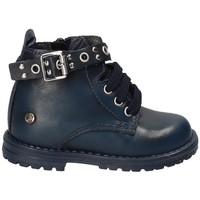 Čevlji  Otroci Polškornji Melania ME1630B8I.B Modra