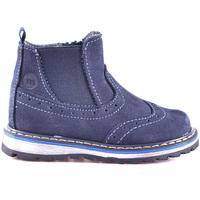 Čevlji  Otroci Polškornji Melania ME1603B8I.D Modra