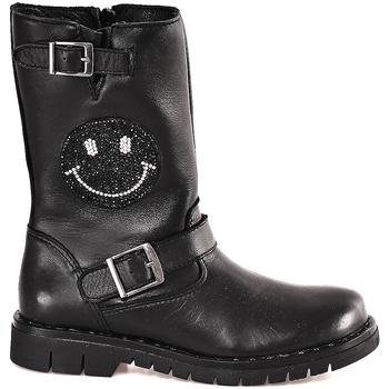 Čevlji  Ženske Gležnjarji Holalà HL0009L0002J Črna