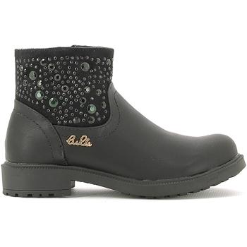 Čevlji  Otroci Polškornji Lulu LL110015S Črna