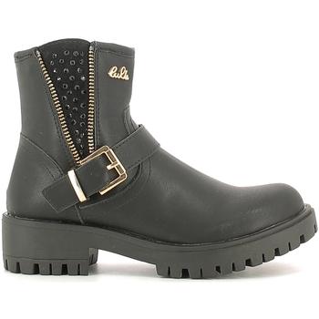 Čevlji  Otroci Polškornji Lulu LL120008S Črna
