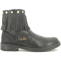 Čevlji  Otroci Polškornji Lulu LL100020L Črna