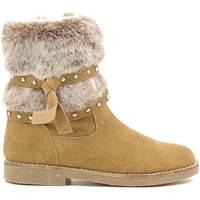 Čevlji  Otroci Škornji za sneg Naurora NA-640 Bež