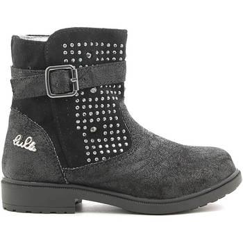 Čevlji  Otroci Polškornji Lulu LL140006S Črna