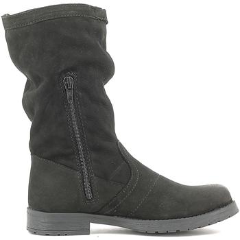 Čevlji  Otroci Polškornji Lulu LL1000017L Črna