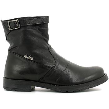 Čevlji  Otroci Polškornji Lulu LL1000019L Črna