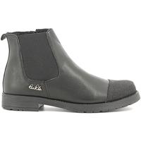 Čevlji  Otroci Polškornji Lulu LL100022L Črna