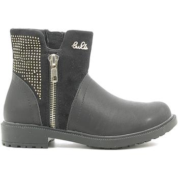 Čevlji  Otroci Polškornji Lulu LL110016S Črna