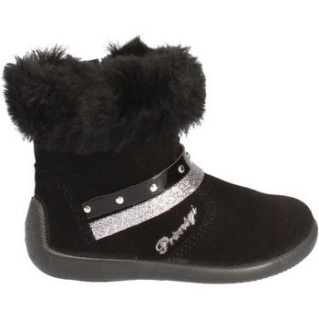 Čevlji  Otroci Škornji za sneg Primigi 8520 Črna