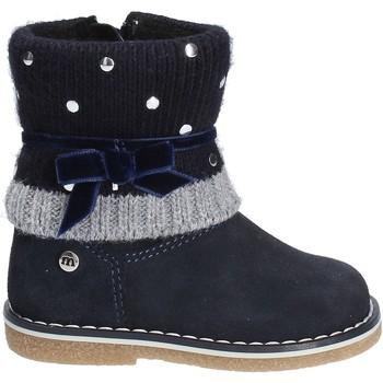 Čevlji  Otroci Polškornji Melania ME1013B7I.C Modra