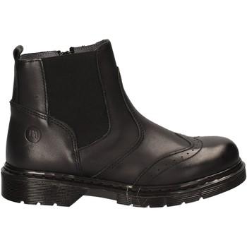 Čevlji  Otroci Polškornji Melania ME6168F7I.A Črna